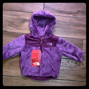 Brand new with tag- 3-6 months baby girl jacket